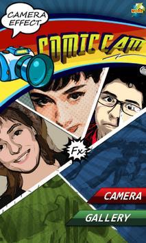 Sketch Comic Camera poster