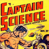 Comic: Captain Science icon
