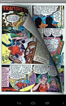 Comic: Captain Science apk screenshot