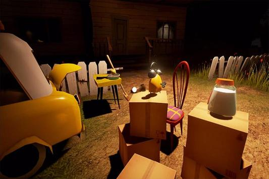 Strategy for Scary Neighbor 3D screenshot 1