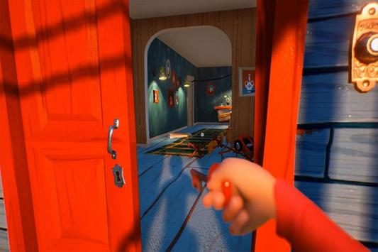 Strategy for Scary Neighbor 3D screenshot 4