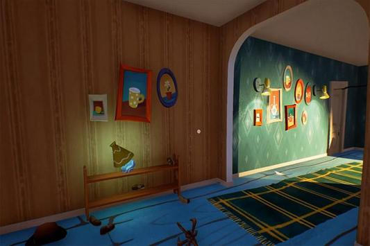 Strategy for Scary Neighbor 3D screenshot 5