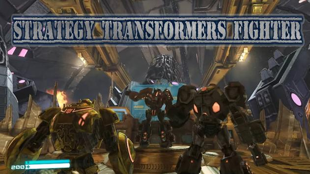 Strategy: Transformers Fighter apk screenshot