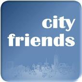 CityFriends icon