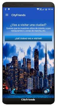 CityFriends poster