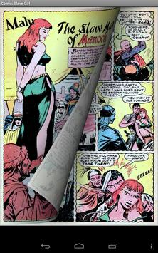 Comic: Slave Girl apk screenshot