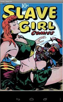 Comic: Slave Girl poster