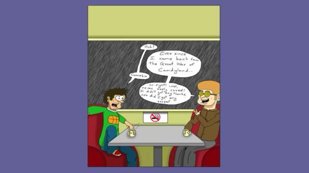 Shell comics screenshot 3