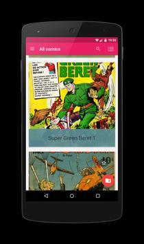 Material Comic Viewer Free apk screenshot