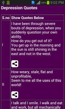 Famous Quotes 2015 apk screenshot