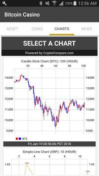 Bitcoin Casino apk screenshot