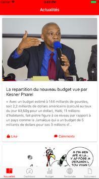 Budget Haïti screenshot 1