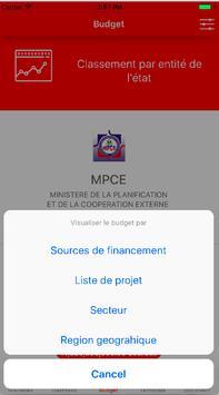 Budget Haïti screenshot 4