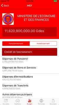 Budget Haïti screenshot 5