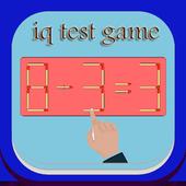 iq test game icon