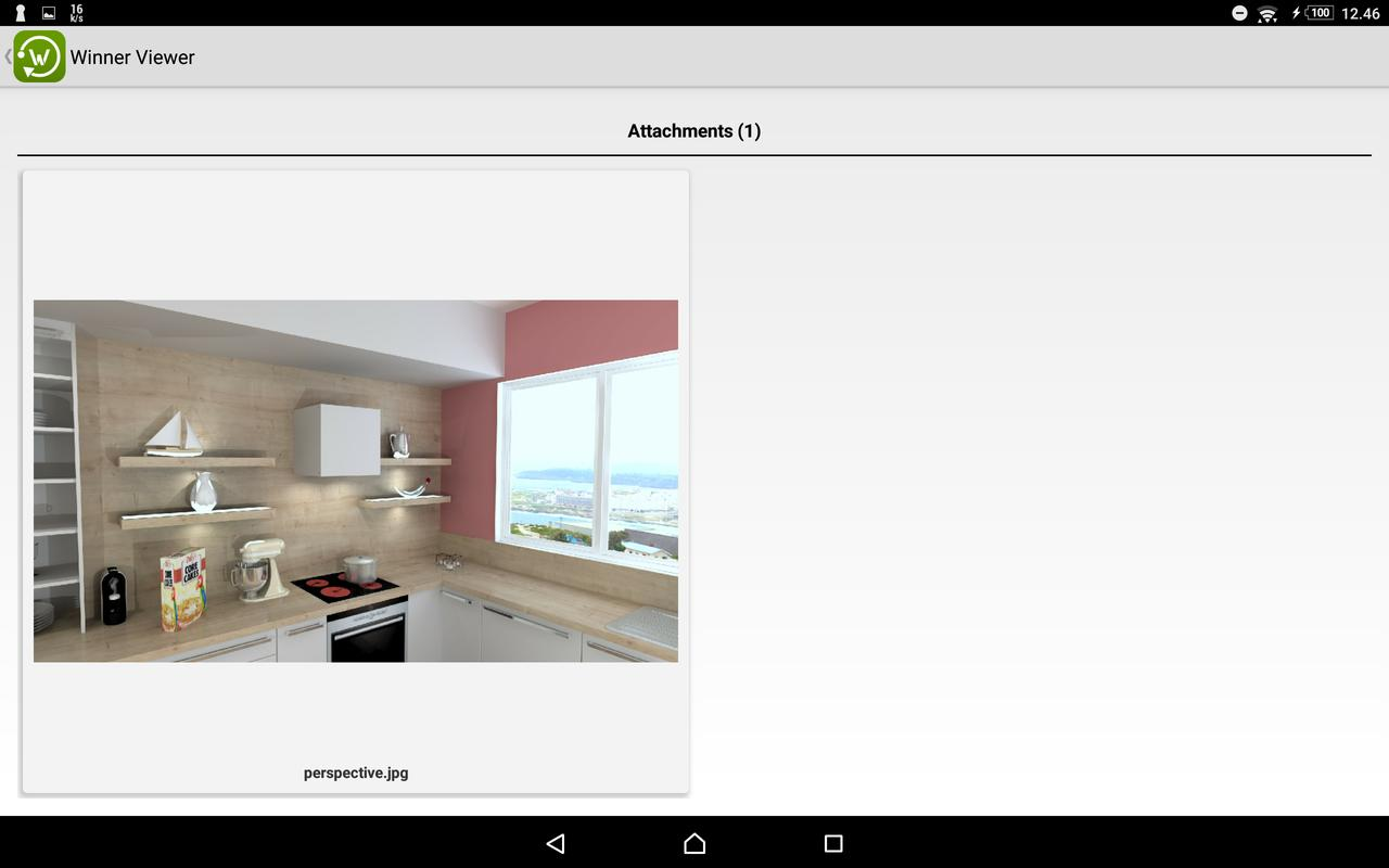 Winner Viewer Kitchen In 3d Apk Download Free Business App For Android
