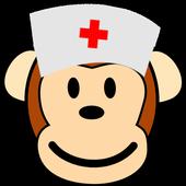 Happy Monkey Klinik 3 icon