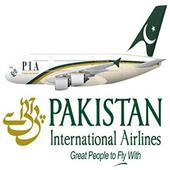 PIA Flight Status icon