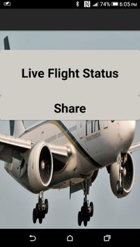 PIA Flight Status poster