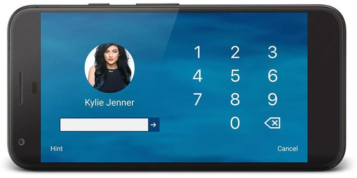 Lock Screen For Computer Launcher apk screenshot