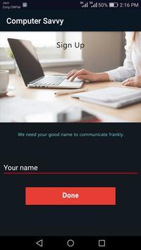 Computer Savvy screenshot 1