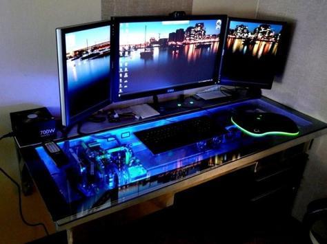 Computer Table Gaming screenshot 4