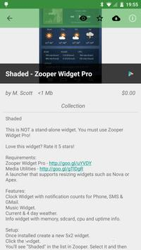 Widget Gallery for Zooper 2 2 1 (Android) - Download APK