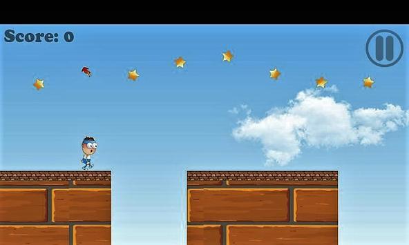 Adventure man apk screenshot