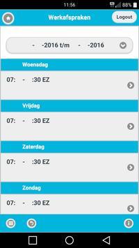 Mijn Zorgplaats.nl apk screenshot