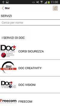 Doc Servizi screenshot 1