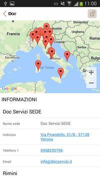 Doc Servizi screenshot 2