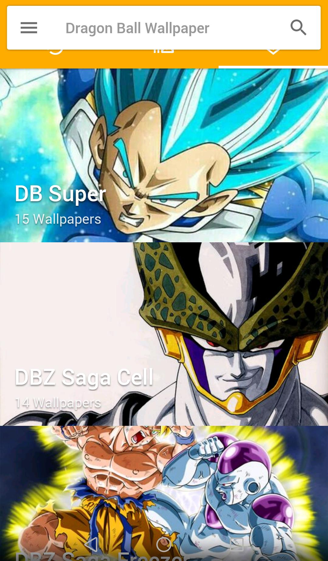Dragon Ball Wallpaper For Android Apk Download