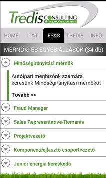 TREDIS screenshot 2