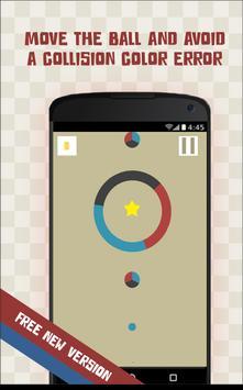 Game throwing balls apk screenshot