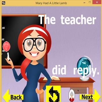 MaryHadALittleLamb screenshot 2
