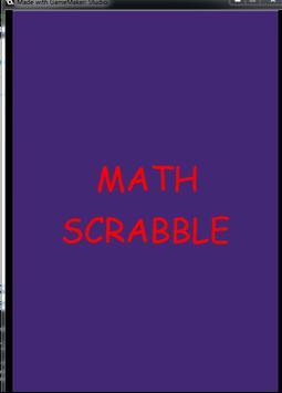 Math Scrabble screenshot 2