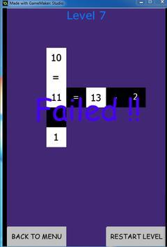 Math Scrabble screenshot 4
