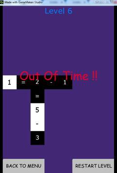 Math Scrabble screenshot 5
