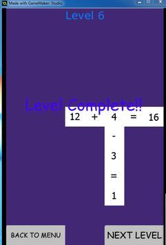 Math Scrabble screenshot 6