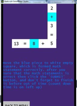 Math Scrabble screenshot 7