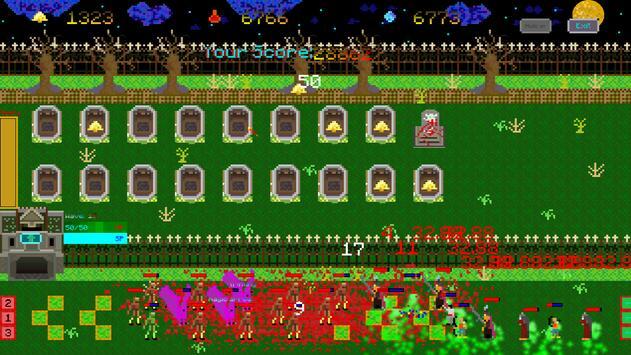 The Necronomicum tower defense screenshot 5