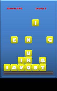 Drop The Word screenshot 3