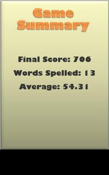Drop The Word screenshot 6