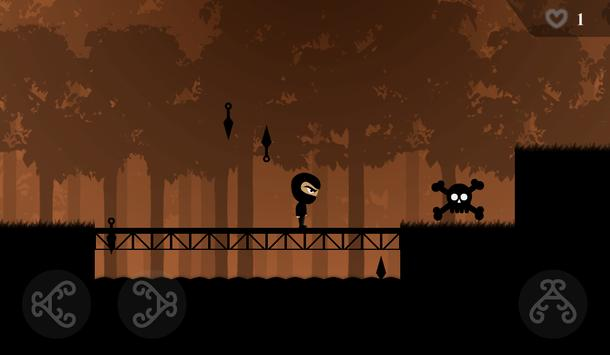 Ninja ITACHI - Shadow Village screenshot 1