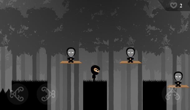 Ninja ITACHI - Shadow Village screenshot 2