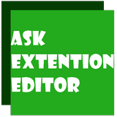 ASK Extension Editor icon