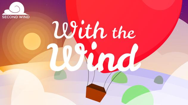 With the Wind poster