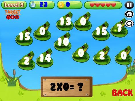 Calculate The Frog screenshot 3