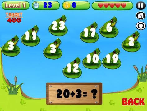 Calculate The Frog screenshot 1