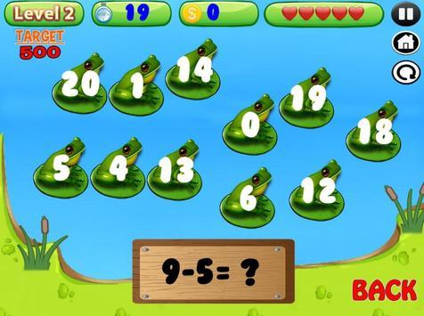 Calculate The Frog screenshot 2